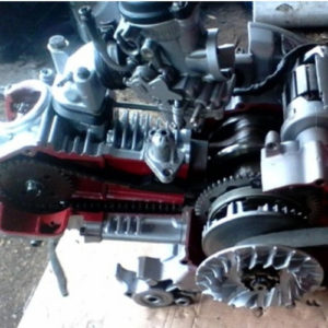 Cutting Engine Peraga Pendidikan