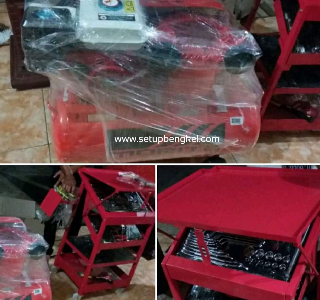 Set Up Bengkel Standar Honda